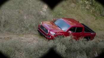 2019 Toyota Tacoma TV Spot, 'Made for the Wild' [T2] - Thumbnail 4