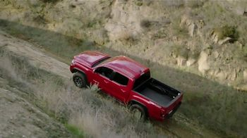 2019 Toyota Tacoma TV Spot, 'Made for the Wild' [T2] - Thumbnail 5