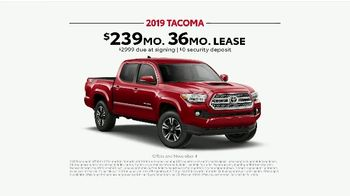 2019 Toyota Tacoma TV Spot, 'Made for the Wild' [T2] - Thumbnail 9