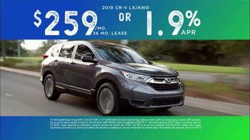2019 Honda CR-V TV Spot, 'Take a Closer Look' [T2] - Thumbnail 9