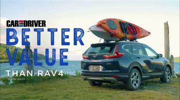 2019 Honda CR-V TV Spot, 'Take a Closer Look' [T2] - Thumbnail 5