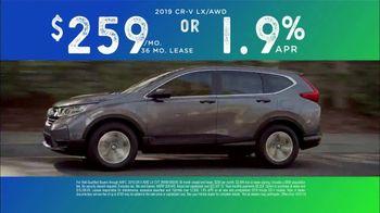 2019 Honda CR-V TV Spot, 'Take a Closer Look' [T2] - Thumbnail 8