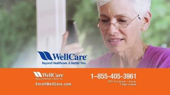 WellCare TV Spot, \'Good News For Medicare Beneficiaries: All-In-One Guide\'