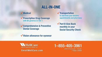 WellCare TV Spot, 'Good News For Medicare Beneficiaries: All-In-One Guide' - Thumbnail 3