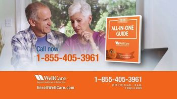 WellCare TV Spot, 'Good News For Medicare Beneficiaries: All-In-One Guide' - Thumbnail 5