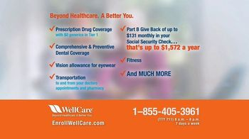 WellCare TV Spot, 'Good News For Medicare Beneficiaries: All-In-One Guide' - Thumbnail 6
