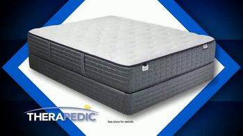 Rooms to Go Columbus Day Mattress Sale TV Spot, 'Four Great Brands' - Thumbnail 4