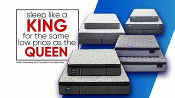 Rooms to Go Columbus Day Mattress Sale TV Spot, 'Four Great Brands' - Thumbnail 6
