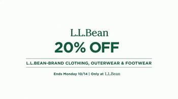 L.L. Bean Boots TV Spot, 'Chamois-Lined Bean Boot: 20 Percent Off' Song by Lady Bri - Thumbnail 5