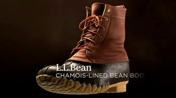 L.L. Bean Boots TV Spot, 'Chamois-Lined Bean Boot: 20 Percent Off' Song by Lady Bri