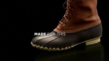 L.L. Bean Boots TV Spot, 'Chamois-Lined Bean Boot: 20 Percent Off' Song by Lady Bri - Thumbnail 3