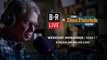 Bleacher Report TV Spot, 'The Dan Patrick Show' - Thumbnail 10