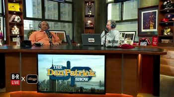 Bleacher Report TV Spot, 'The Dan Patrick Show' - Thumbnail 3