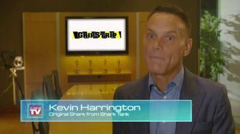 GripStrip TV Spot, 'Safer' Featuring Kevin Harrington - Thumbnail 1