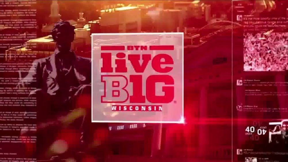 BTN LiveBIG TV Commercial, 'A Wisconsin Project goes Green for Mental Health Awareness'