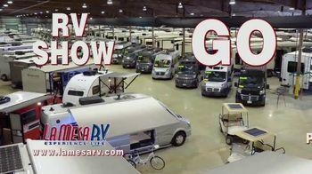 La Mesa RV TV Spot, 'Go to the Show: 2020 Winnebago SPYDER' - Thumbnail 3