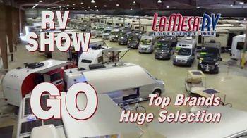 La Mesa RV TV Spot, 'Go to the Show: 2020 Winnebago SPYDER' - Thumbnail 1