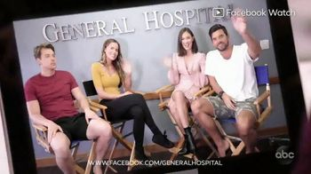 Facebook Watch TV Spot, 'General Hospital'