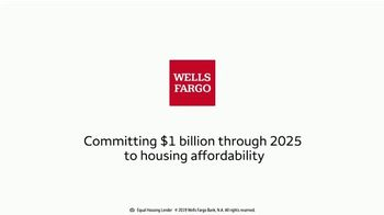 Wells Fargo TV Spot, 'Affordable Homes Within Reach' - Thumbnail 9