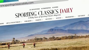 Sporting Classics Daily TV Spot, 'Digital' - Thumbnail 2