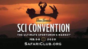 Safari Club International Convention TV Spot, '2020: Reno' - Thumbnail 8