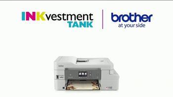 Brother INKvestment Tank TV Spot, 'Corner Bistro' - Thumbnail 7