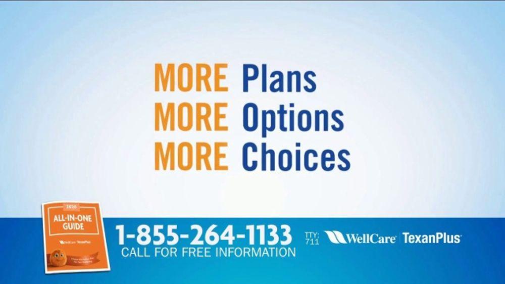 Aarp Medicare Supplement Plan >> WellCare Medicare Advantage Plan TV Commercial, 'Get More' - iSpot.tv