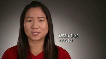 Big Ten Conference TV Spot, 'Faces of the Big Ten: Angela Aung' - Thumbnail 3