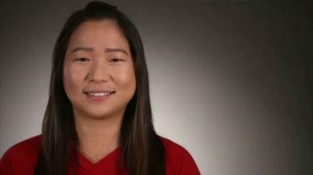 Big Ten Conference TV Spot, 'Faces of the Big Ten: Angela Aung'