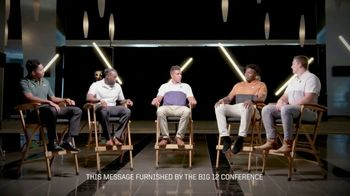 Big 12 Conference TV Spot, 'Champions for Life: Jeffrey McCulloch' - Thumbnail 7