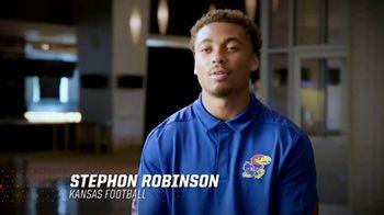 Big 12 Conference TV Spot, 'Champions for Life: Stephon Robinson' - Thumbnail 3
