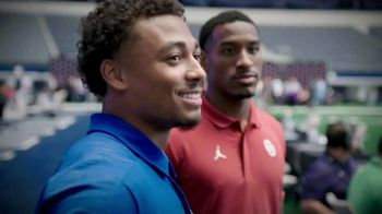 Big 12 Conference TV Spot, 'Champions for Life: Stephon Robinson' - Thumbnail 4