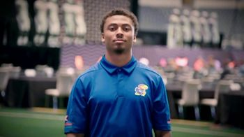 Big 12 Conference TV Spot, 'Champions for Life: Stephon Robinson' - 2 commercial airings