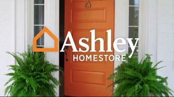 Ashley HomeStore Columbus Day Sale TV Spot, 'Queen Panel Bed and Sofa' Song by Midnight Riot - Thumbnail 1