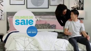 Ashley HomeStore Columbus Day Sale TV Spot, 'Queen Panel Bed and Sofa' Song by Midnight Riot - Thumbnail 2