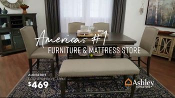 Ashley HomeStore Columbus Day Sale TV Spot, 'Queen Panel Bed and Sofa' Song by Midnight Riot - Thumbnail 7