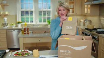 Martha & Marley Spoon TV Spot, 'What Ifs' Featuring Martha Stewart - 882 commercial airings