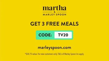 Martha & Marley Spoon TV Spot, 'What Ifs' Featuring Martha Stewart - Thumbnail 8