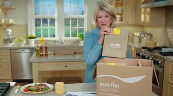 Martha & Marley Spoon TV Spot, 'What Ifs' Featuring Martha Stewart - 60 commercial airings