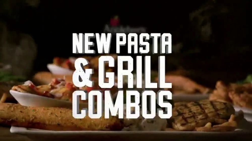 Applebee's Pasta & Grill Combos TV Commercial, 'Three Pastas' Song by Hot Chocolate