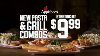 Applebee's Pasta & Grill Combos TV Spot, 'Three Pastas' Song by Hot Chocolate - Thumbnail 9