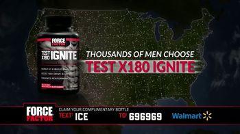 Force Factor Test X180 Ignite TV Spot, 'Burger: ICE' - Thumbnail 7