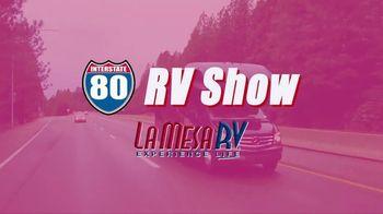 La Mesa RV I-80 RV Show TV Spot, 'Thor Motor Quantum Sprinter' - Thumbnail 2