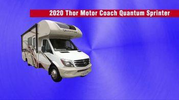 La Mesa RV I-80 RV Show TV Spot, 'Thor Motor Quantum Sprinter' - Thumbnail 5