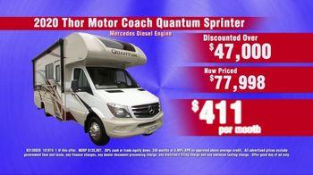 La Mesa RV I-80 RV Show TV Spot, 'Thor Motor Quantum Sprinter' - Thumbnail 7