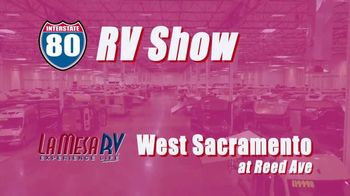 La Mesa RV I-80 RV Show TV Spot, 'Thor Motor Quantum Sprinter' - Thumbnail 9