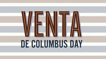 JCPenney Venta de Columbus Day TV Spot, 'Jeans y ropa de cama' [Spanish]