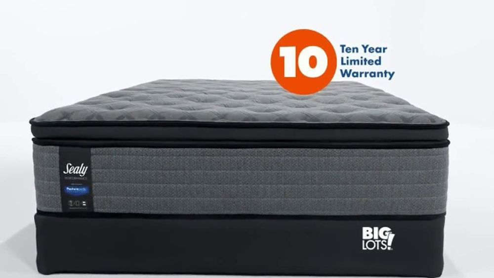 Big Lots Tv Commercial Sealy Mattresses Make Your Dreams
