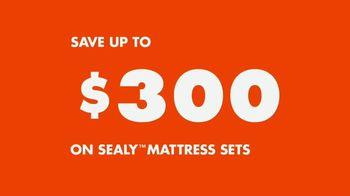 Big Lots TV Spot, 'Sealy Mattresses: Make Your Dreams' - Thumbnail 8