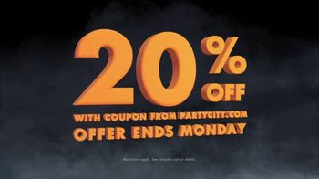 Party City TV Spot, 'Halloween: 20% Off Costumes' Song by Wilson Pickett - Thumbnail 5